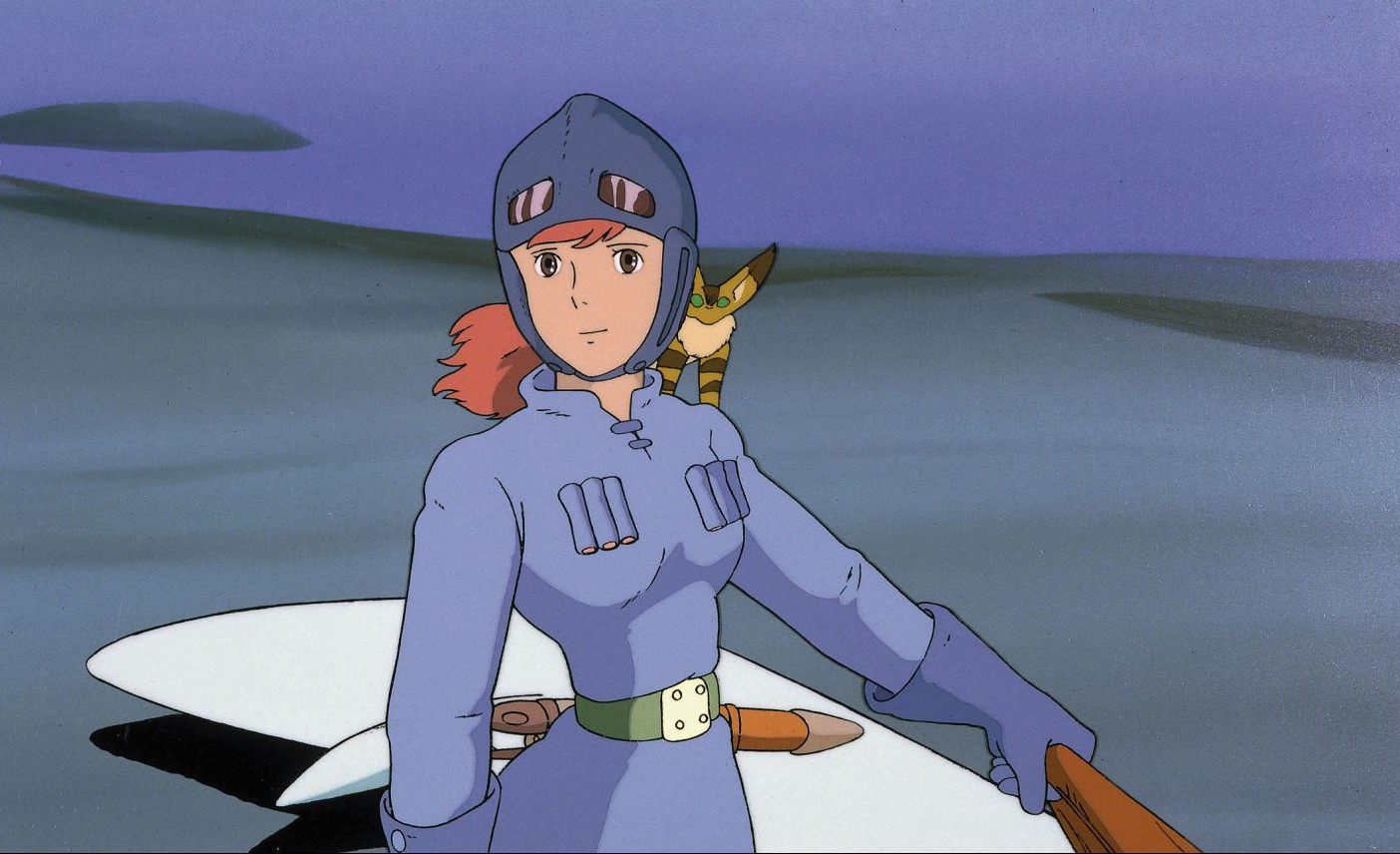 Wild Bunch - NAUSICAA OF THE VALLEY OF THE WIND